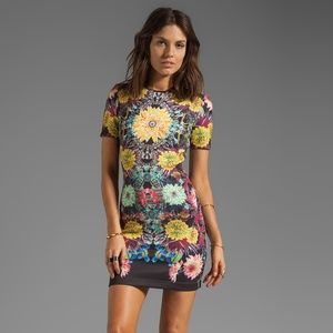 Clover Canyon 'Turquoise Valley' Dress (XS)